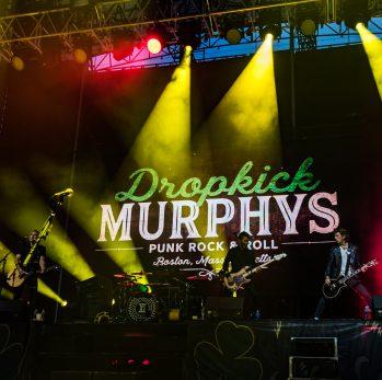 Dropkick Murphys @ Forest Hills Stadium – Queens, NY 06-22-18
