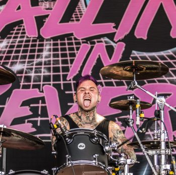 Falling In Reverse @ Warped Tour – Wantagh, NY 07-28-18
