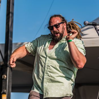 Oogee Wawa @ Great South Bay Music Festival – Patchogue, NY 07-13-18