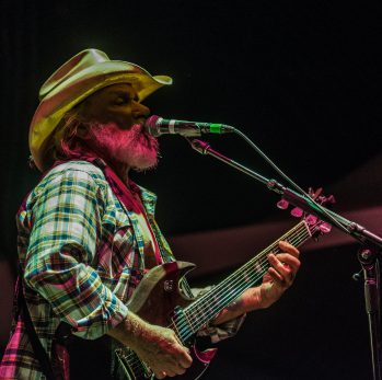 The Dickey Betts Band @ Great South Bay Music Festival – Patchogue, NY 07-15-18