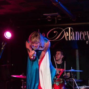 Tokyo Taboo @ The Delancey – New York, NY 10-05-17