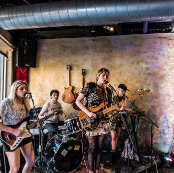 Fruit & Flowers @ Love Goat – Austin, TX 03-14-19