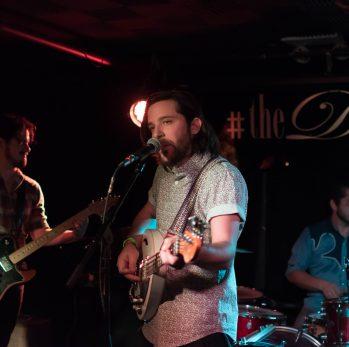 Handgrenades @ The Delancey – New York, NY 10-05-17