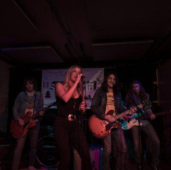 Amy Wilcox @ Lamberts – Austin, TX 03-15-19