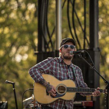 Brian Fallon @ Mayday Music Festival – Yaphank, NY 05-11-19